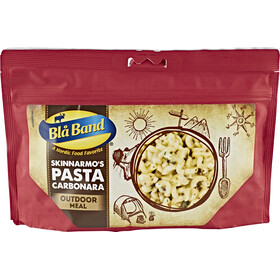 Bla Band Outdoor Pasto pronto, Pasta Carbonara